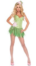 Sexy Frog Princess Costume