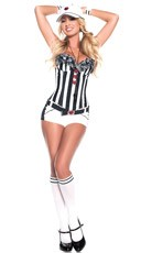 Deluxe Love Referee Costume