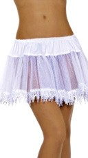 Teardrop Lace Petticoat Slip