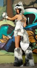 Deluxe Husky Costume