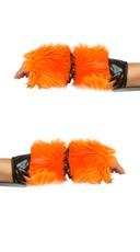 Tiger Costume Gloves