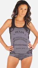 Ouija Cami and Panty Set