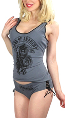 Sons of Anarchy Cami and Panty Set