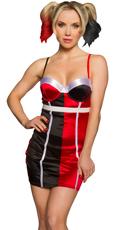 Harley Quinn Lingerie Costume