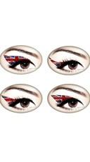 Union Jack Glitteratti Eye Kit