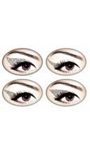 Silver Glitteratti Eye Kit