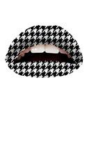 Houndstooth Lip Kit
