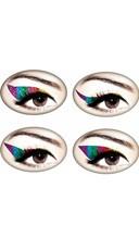 Rainbow Glitteratti Eye Kit