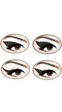 Jet Black Glitteratti Eye Kit