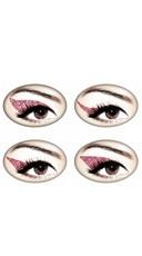Pink Glitteratti Eye Kit