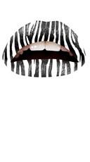 Zebra Lip Kit
