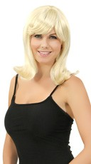 Blonde Peggy Sue Wig