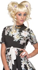 Multi-Layered Blonde Yuki Wig