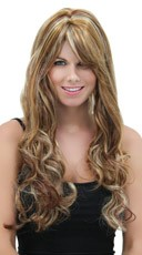 Multi Tone Warm Blonde Wig