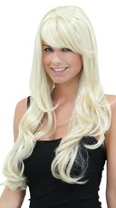 Soft Curl Long Blonde Wig