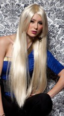 California Blonde Extra Long Straight Wig