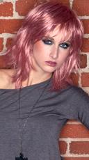 Pink Venom Wig