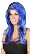 Blue Ocean Layered Wig