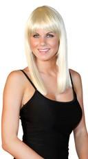 Deluxe Cleo Shoulder Length Wig
