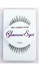 Natural Varied Length False Eyelashes