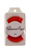 Long Red Eyelashes