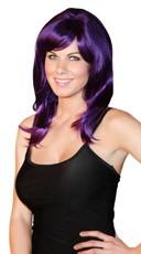 Purple Fantasy Wig