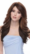 Flirty In Chestnut Layered Wig