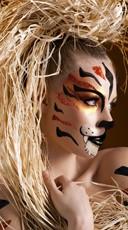 Tigress Face Kit
