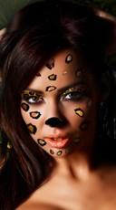 Cheetah Face Kit