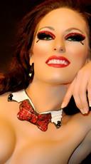 Glitter Collar and Vegas Cuffs