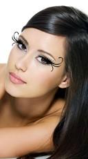 Sweet Cat Wings Eye Stickers