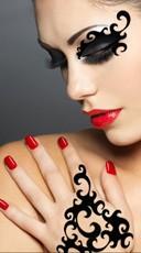 Sassy Swirls Hand