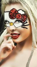 Sexy Kitty Mask