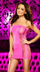 Naughty Girl Mini Dress