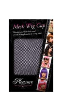 Black Net Wig Cap