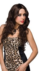 Jennifer Brown Tousled Curly Wig