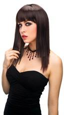 Brunette Gothica Wig