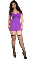Plus Size Hourglass Chemise