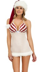 Candy Cane Chemise