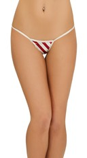 Candy Cane G-String