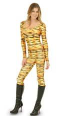 Tiger Catsuit