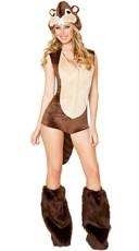 Sexy Beaver Costume