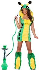 Deluxe Sexy Caterpillar Costume