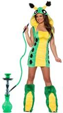 Deluxe Sexy Caterpillar Costume