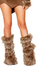 Galaxy Bear Leg Warmers