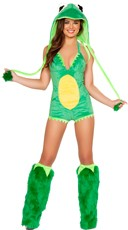 Sexy Frog Costume