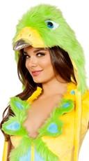 Parakeet Hood