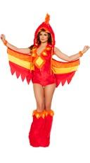 Exclusive Sexy Rising Phoenix Costume