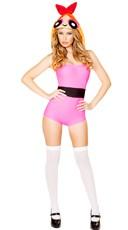 Pink Anime Girl Costume