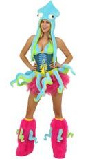 Sexy Squid Costume